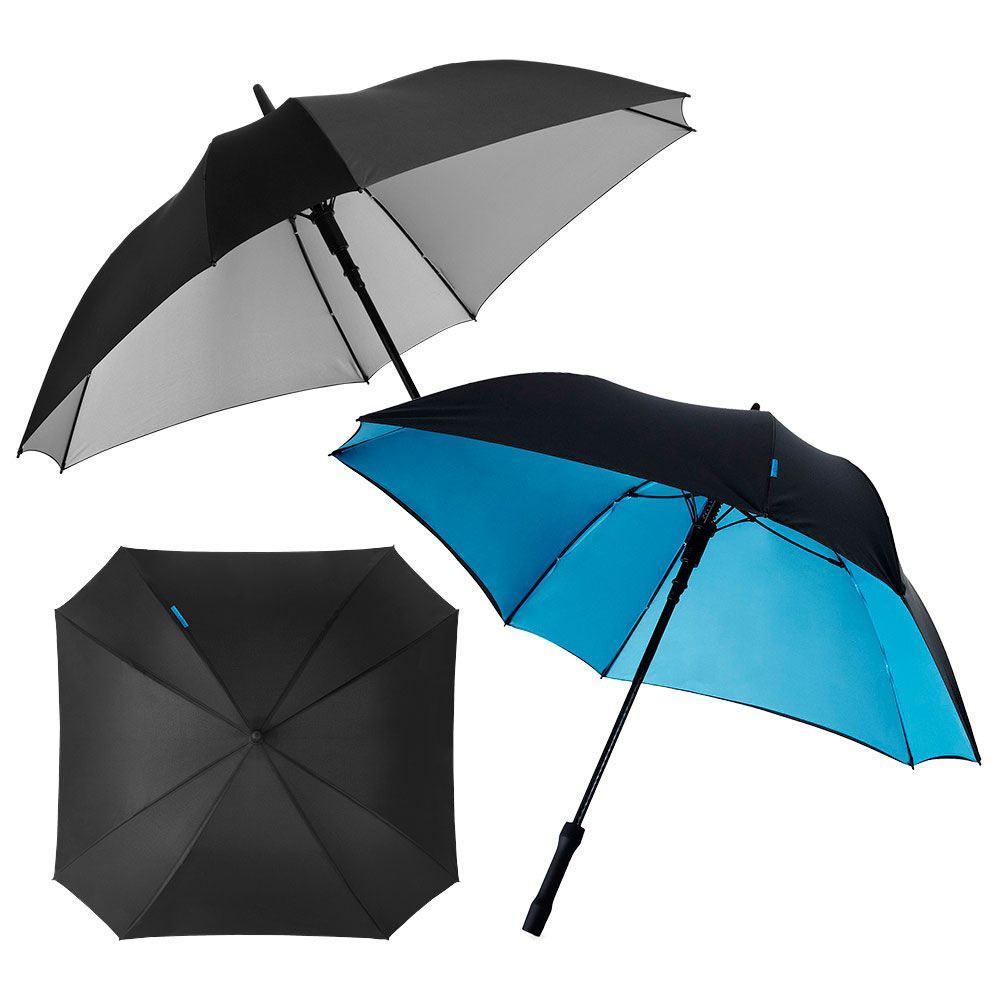 umbrellas  the range  - marksman  inch square automatic umbrella