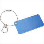 Travel - Aluminum Identification Tag