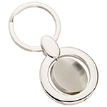 Keyrings - Swivel Keyring - Silver