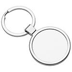- Metal Keyring - Silver