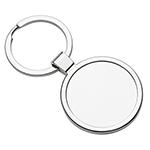 Keyrings - Metal Keyring - Silver