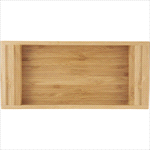 - Bamboo Personal Accessory Tray