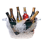 Wine Carriers - Party Tub - Clear