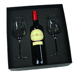 Drinkware - Wine Gift Box - Clear