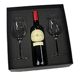 - Wine Gift Box - Clear
