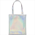 - Holographic Gift Tote