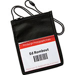 Clearance - All - The Identity Badge Holder - Black