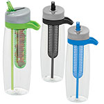 Sports Bottles - Mega Fuse Infuser Tritan Bottle