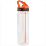 Sports Bottles - Ledge Sports Bottle - Orange