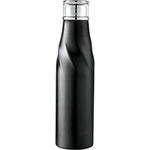 Sports Bottles - Hugo Auto-Seal Copper Vacuum Insulated Bottlle - Black