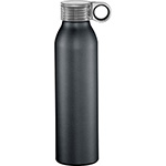 Sports Bottles - Grom Aluminum Sports Bottle - Black