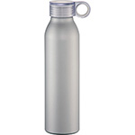 - Grom Aluminum Sports Bottle - Silver