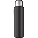 Sports Bottles - Guzzle Stainless Sports Bottle - Black
