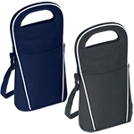 Cooler Bags - Two Bottle Wine Cooler