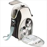 Picnic Bags & Baskets - Two Person Picnic Bag - Grey