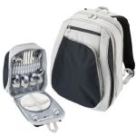 - Four Person Picnic Bag - Grey