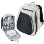 Picnic Bags & Baskets - Four Person Picnic Bag - Grey