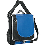 - Boomerang Messenger Bag - Blue