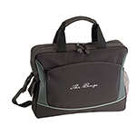 - Conference Bag in Microfiber - Black