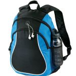 - Coil Backpack - Blue