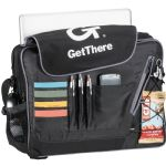 Satchels and Messengers - Summit Checkpoint-Friendly Computer-Case - Black