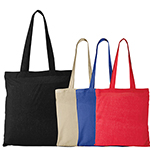 Bags and Conference - Carolina Cotton Canvas Convention Tote