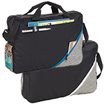 Back to School and Work - Corner Pocket Convention Briefcase