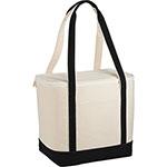 Cooler Bags - 30 Can Cotton Cooler - Black