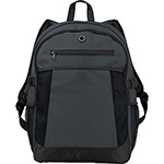 Backpacks - Expandable 15 inch Computer Backpack - Grey