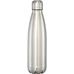 Vacuum Insulated - Mega Copper Vacuum Insulated Bottle - Silver