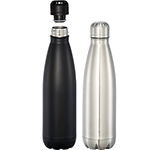 - Mega Copper Vacuum Insulated Bottle - Black
