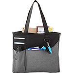 Tote Bags - Metropolis Zippered Meeting Tote