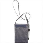 - BRIGHTtravels RFID Passport Wallet with Lanyard