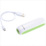 - Rut 2,000 mAh Power Bank