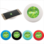 - Nebula Wireless Charging Pad with Integrated Cable