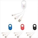 - The Troop 3-in-1 Charging Cable