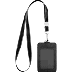 - RFID Card holder with Lanyard