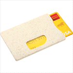 - Wheat Straw RFID Card Holder