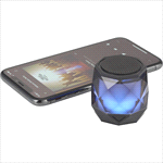 - Disco Light Up Bluetooth Speaker