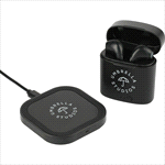 - Oros TWS Auto Pair Earbuds & Wireless Charging Pad
