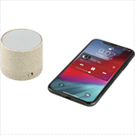 - Frenzy Wheat Straw Bluetooth Speaker