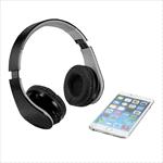 - Rhea Bluetooth Headphones - Black