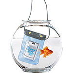 Home and Travel - Waterproof Pouch - Clear