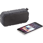 Speakers - Brick Outdoor Waterproof Bluetooth Speaker - Black