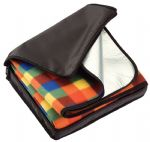 Rugs - Picnic Rug in Carry Bag - Black