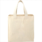 - Essential 8oz Cotton Grocery Tote