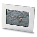 Photoframes - Nickel Plated Photo Frame - Silver