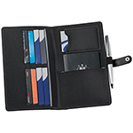 - Travel Wallet - Black