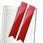 Desk & Business Items - Leather Bookmark