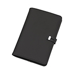 Passport Wallets - The Power Passport Holder - Black